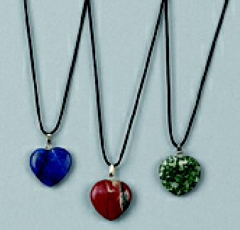 Missing image <05435w.jpg> Group: 435 - SMALL HEART NECKLACE