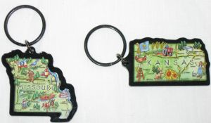 Missing image <106016.jpg> Group: 6016 - ACRYLIC STATE KEYRING