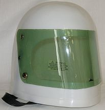 Missing image <116534w.jpg> Group: 6534 - SPACE HELMET  Plastic with adjustable strap.