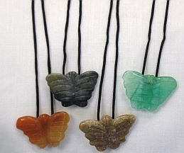 Missing image <12393w.jpg> Group: 393 - BUTTERFLY NECKLACE