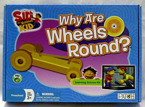 Missing image &lt;125912w.jpg&gt; Group: 5912 - WHY ARE WHEELS ROUND?   <br> Closeout Sale Pricing <br>