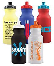 Missing image <128015w.jpg> Group: 8015 - COLOR WATER BOTTLE<BR>20 ounce