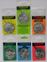 Missing image &lt;1544-p-w.jpg&gt; Group: 45 - DINO COIN - POLYBAG<BR> Informational insert