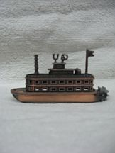 Missing image <156109riverboatw.jpg> Group: 6109 - RIVERBOAT Die Cast Metal Pencil Sharpener