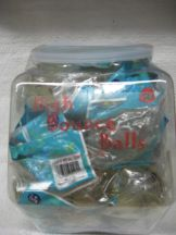 Missing image &lt;156203-d-w.jpg&gt; Group: 62034 - HIGH BOUNCE BALL DISPLAY<BR> Any of your favorite  High Bounce Balls in a refillable  counter display!