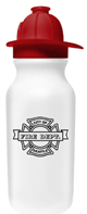 Missing image <158005w.jpg> Group: 8005 - FIREMAN HELMET WATER BOTTLE
