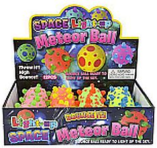 Missing image <166226 light up meteor ballw.jpg> Group: 6226 - Light Up Meteor Ball