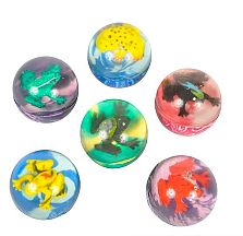 Missing image <176205froghighw.jpg> Group: 6205 - FROG HIGH BOUNCE BALL - 45mm