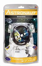 Missing image &lt;176546bananaw.jpg&gt; Group: 6544 - ASTRONAUT BANANAS <BR>Eat like the astronauts!<BR>