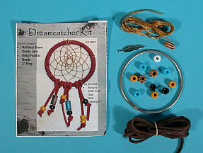 Missing image <184015dreamcatcherkitw.jpg> Group: 4015 - DREAM CATCHER KIT