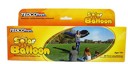 Missing image <185697solarballoonw.jpg> Group: 5691 - SOLAR BALLOON 50 feet long - 29 inch diameter