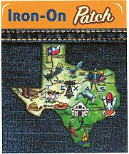 Missing image <186009ironpatchw.jpg> Group: 6009 - STATE IRON ON PATCH