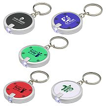 Missing image <188205ledkeychainroundw.jpg> Group: 8205 - ROUND SIMPLE TOUCH LED KEY CHAIN
