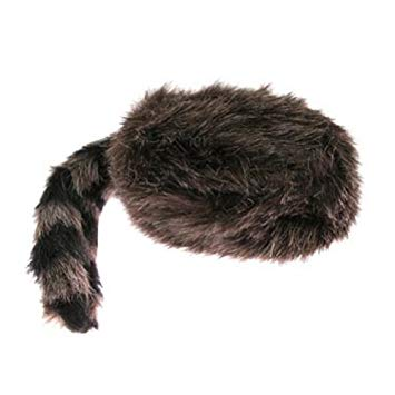 Missing image <raccoon_tail_cap.jpg> Group: 6129 - RACCOON TAIL CAP - Adult Size