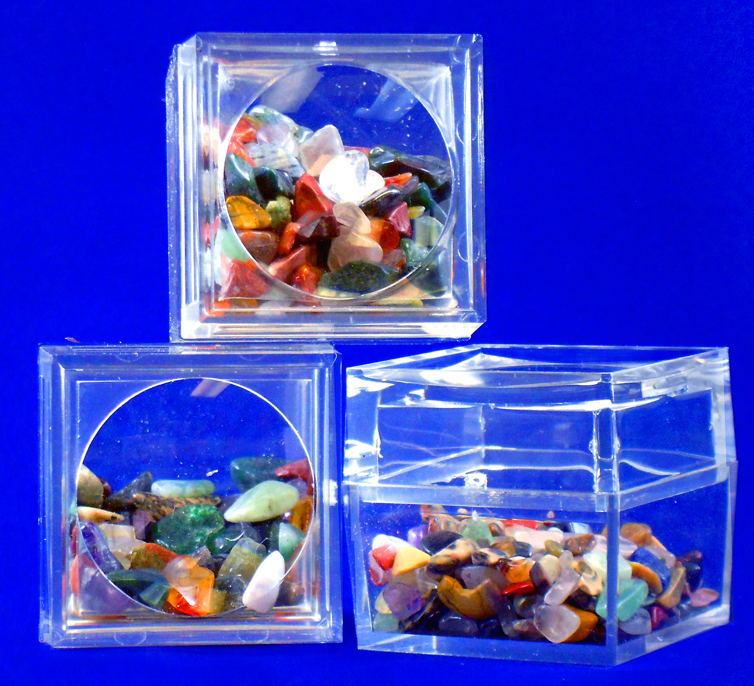 Missing image <rock magbox_web.jpg> Group: 395 - MAGNIFYING BOX WITH ROCKS
