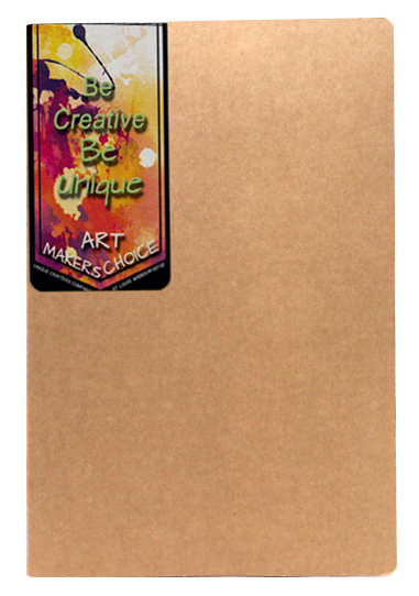 Missing image <sketchpad.jpg> Group: 58 - Kraft Paper Sketch Pad